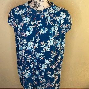 Elle XL short sleeve shirt